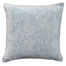 REEF AQUA FEATHER PILLOW
