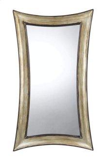 Cynthiana Rectangular polyurethane beveled mirror