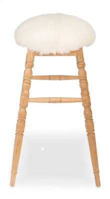 Winoma Bar Stool, White