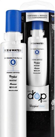 EveryDrop Ice & Water Refrigerator Filter 6