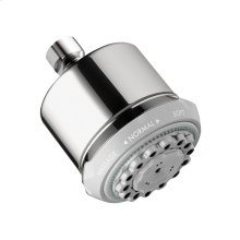 Chrome Showerhead 3-Jet, 2.5 GPM