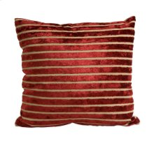 Liander Red Stripe Pillow