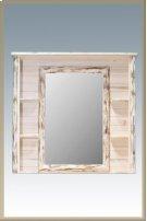 Montana Log Deluxe Dresser Mirror Product Image