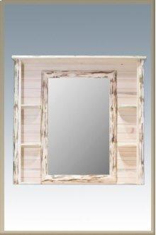 Montana Log Deluxe Dresser Mirror