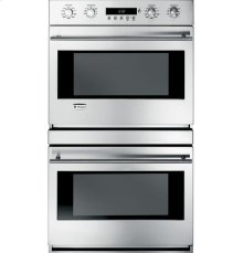 """(DISCONTINUED 1 ONLY) GE Monogram® 30"""" Built-In Electronic Convection Double Wall Oven"""