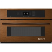 "Built-In Microwave Oven with Speed-Cook, 30"", Oiled Bronze"