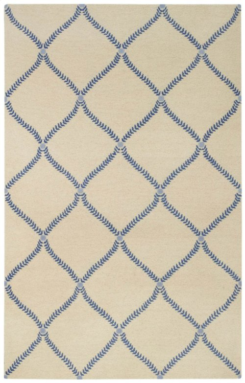 Arabella Bluebell Hand Knotted Rugs