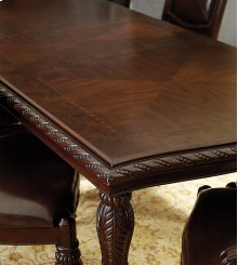 "Antoinette Table 42""x66""x90"" w/24"" Leaf"