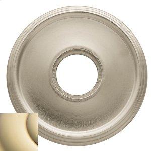 Lifetime Polished Brass 5078 Estate Rose Product Image