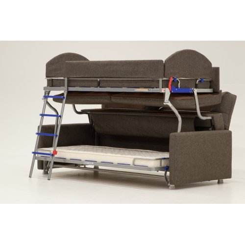Elevate Bunk Bed Sleeper sofa
