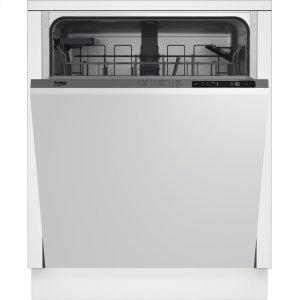 Beko24 Panel Ready, Top Control Dishwasher