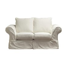 D80100 LS Charleston Loveseat