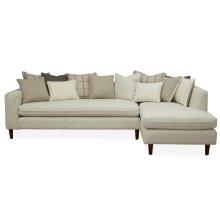 Bisque LAF Sectional