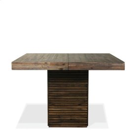 Modern Gatherings Table Top 126 lbs Brushed Acacia finish