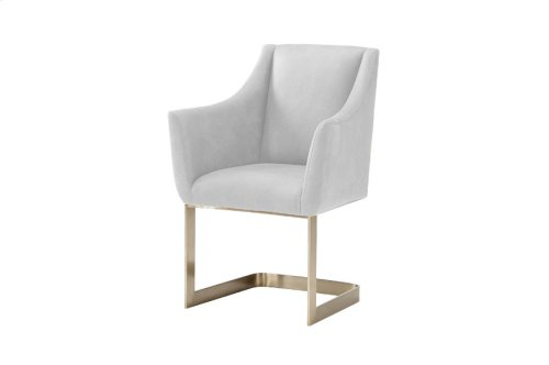 Welcome Dining Chair, #plain# - Upholstered