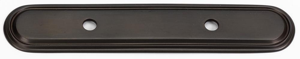 Venetian Backplate A1507-3 - Chocolate Bronze