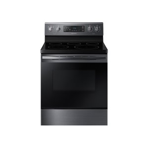 Samsung Appliances5.9 cu.ft. Freestanding Electric Range in Black Stainless Steel