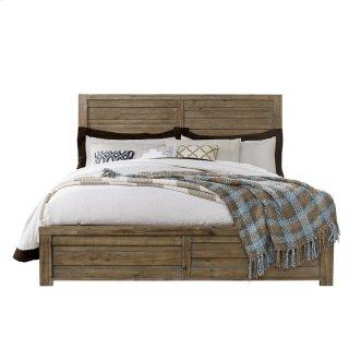 Salvage Loft Bed