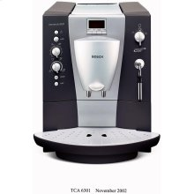 Built-in fully automatic coffee machine TCA6301UC Anthracite