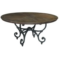 Turtle Creek Round Dining Table Product Image