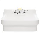 Country Kitchen Sink - White Product Image