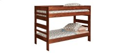 Twin/Twin Stackable Bunkbed