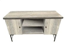 Emerald Home Chandler Sofa Table Washed White T100-02-09