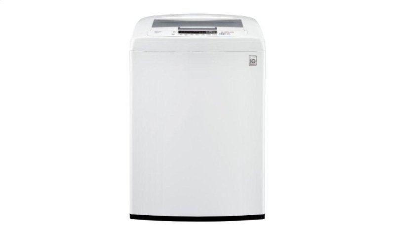 WT1150CW in White by LG in Chambersburg, PA - 4 5 cu ft