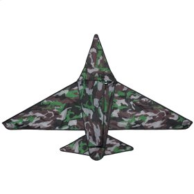 Fighter Jet 3D Kite.