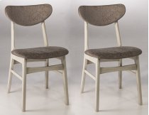 Bronx Dining Chair - Light Weathered Gray Product Image