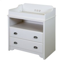 Changing Table - Pure White