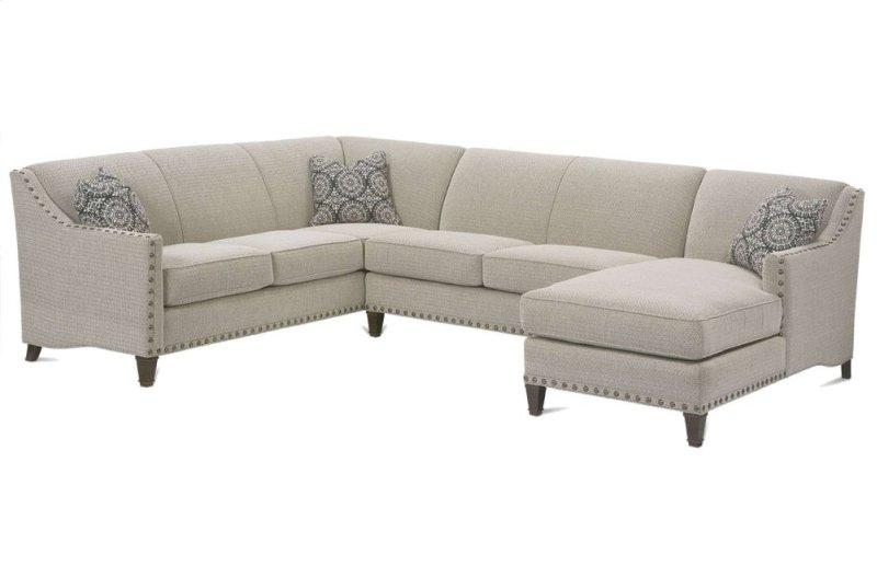 K580SECT in by Rowe Furniture in Louisville, KY - Rockford ...