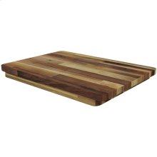 "Elkay Hardwood 12-1/2"" x 17-3/8"" x 1-1/2"" Cutting Board"