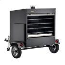 Large Commercial Pellet Grill Trailer Product Image