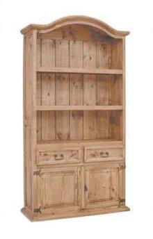 Bookcase W/2dr 2 Dwr