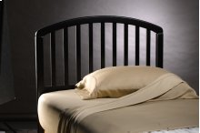 Carolina Black Twin Headboard