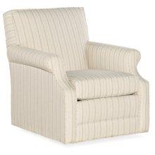 Living Room Flora Swivel Chair
