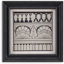Ornamental Tile Motif VII Wall Art