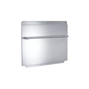 Bertazzoni36 Backsplash Stainless