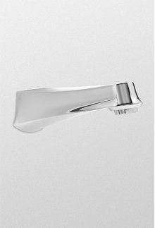 Brushed Nickel Wyeth™ Wall Spout