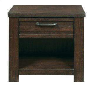 Salvage Loft Nightstand