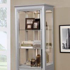 """Alena 28"""" Curio Cabinet Product Image"""