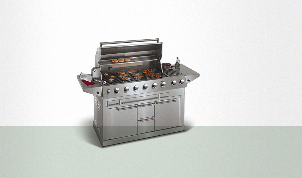 electrolux grill. electrolux icon™ outdoor kitchens 57\ grill