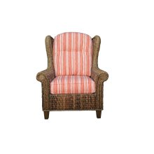 Occassional Chair, Available in Abaca or Seagrass Finish.