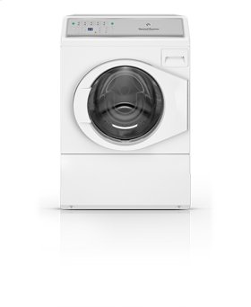 Frontload Washer with Pedestal