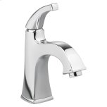American StandardTown Square 1-Handle Monoblock Bathroom Faucet - Brushed Nickel