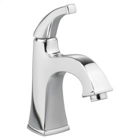 Town Square 1-Handle Monoblock Bathroom Faucet - Brushed Nickel