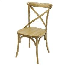Lexa Dining Chair, Natural