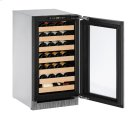 "2000 Series 18"" Wine Captain® Model With Integrated Frame Finish and Field Reversible Door Swing Product Image"