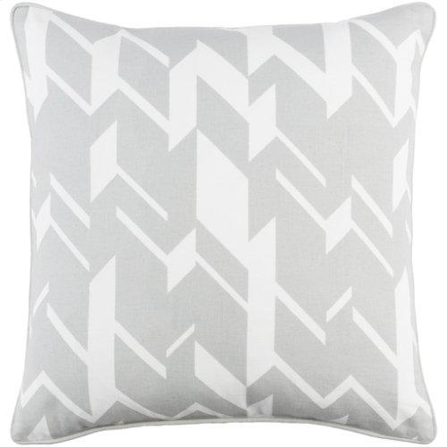 "Inga INGA-7025 18"" x 18"" Pillow Shell with Down Insert"